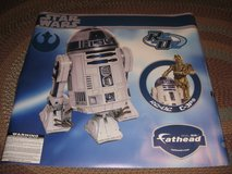 Large R2-D2 Star Wars Fathead Wall Decal Poster in Morris, Illinois