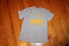 Neuqua Valley High School Gray T-Shirt, Soccer, NEW, Large in Naperville, Illinois