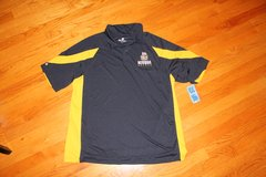 Neuqua Valley Embroidered  Soccer Polo Shirt, NEW in Naperville, Illinois