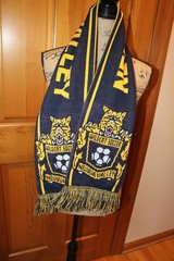 Neuqua Valley Soccer Knit Scarf, Reversible, New in Wheaton, Illinois