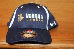 Neuqua Valley Soccer Embroidered Ball Cap, Under Armour, NEW in Naperville, Illinois