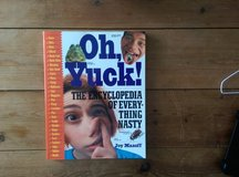 Oh, Yuck...fun book in Plainfield, Illinois