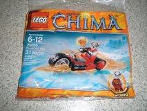 Lego #30265 Chima Worriz' Fire Bike polybag NEW in Chicago, Illinois