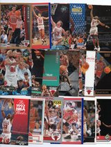 CHICAGO BULLS 1990s CHAMPIONSHIP YEARS 50 CARD LOT No Duplicates of Cards in Batavia, Illinois