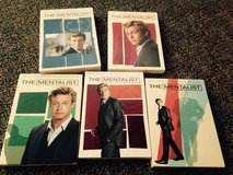 Seasons 1-5 The Mentalist in Okinawa, Japan