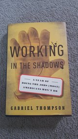 Working in the Shadows hardcover book in Chicago, Illinois