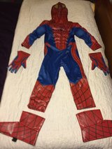 deluxe spiderman costume sz.4 in Fort Campbell, Kentucky