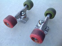Skateboard Trucks and Wheels in Travis AFB, California