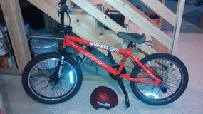 Bmx bike in Bartlett, Illinois