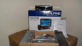 "Alpine 7"" DVD/CD/MP3/Receiver in Fort Irwin, California"