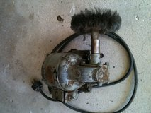 Antique electric buffer in Lockport, Illinois