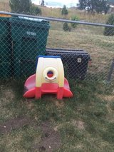Back yard toy in Fort Carson, Colorado