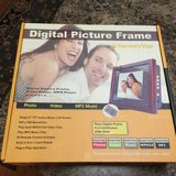 Digital picture frame in Aurora, Illinois