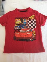 2t Disney Cars T-Shirt in Naperville, Illinois
