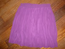 JW style pleated skirt in Okinawa, Japan