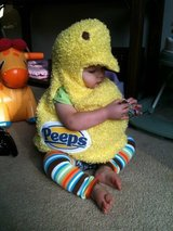 Peeps Costume size 12-24 months in Fort Benning, Georgia
