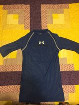 Under Armor Football Compression shirt (Youth S) in Fort Campbell, Kentucky
