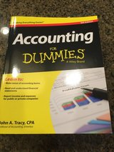 Accounting For Dummies, 5th edition in Joliet, Illinois