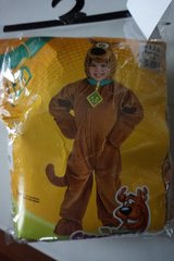 Scooby-Doo Toddler Halloween Costume in Naperville, Illinois