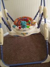 Fisher Price Deluxe Jumperoo *reduced* in Fort Carson, Colorado
