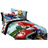 Mario bros comforter new in package in Plainfield, Illinois
