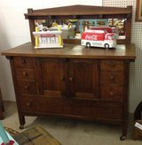 Antique Craftsman Sideboard in Alamogordo, New Mexico