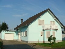 X2!! Beautiful house in Grossliigen 15 Min. from Gate BACK on THE MARkET !! in Spangdahlem, Germany