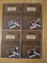 Homicide Life on the Streets DVD in Lockport, Illinois