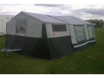 Trailer Tent in Lakenheath, UK
