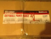 Drywall panel hoist in Fort Campbell, Kentucky