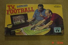 "1974 Original Coleco ""Super Coach T.V. Football"" Game Set in Box in Chicago, Illinois"