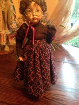 Custom made Emily porcelain doll in Fort Lewis, Washington