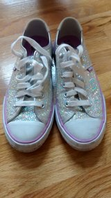 Bobs glitter gym shoes in Bartlett, Illinois