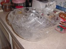 Punch Bowl (Plastic with cups) in Alamogordo, New Mexico