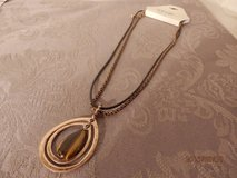 """Brand New Christopher Banks 22"""" Necklace in Joliet, Illinois"""