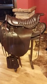 "17"" Trooper Saddle in Cleveland, Texas"