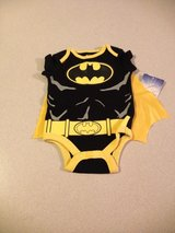 batman outfit ( new) sz. nb in Fort Campbell, Kentucky