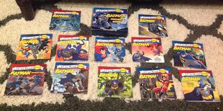 BATMAN: I Can Read! Phonics Books in Columbus, Georgia