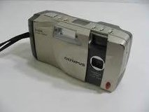 Olympus D-320L digital camera in Batavia, Illinois