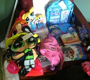 Powerpuff Girls package or if you just want some of the items..my daughter went thru a stage whe... in Bartlett, Illinois