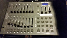 Par-56 Cans with Stage Setter-8 Controller in Fort Campbell, Kentucky