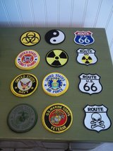 Patches- Military, Rt 66, etc New in 29 Palms, California
