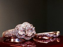 Gorgeous wedding set! in Huntsville, Alabama