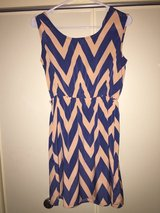 Boutique Chevron Dress in Okinawa, Japan
