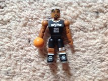 NBA C3 Figure Tim Duncan in Camp Lejeune, North Carolina