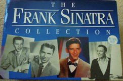 The Frank Sinatra Collection 10 vhs tape set in Plainfield, Illinois