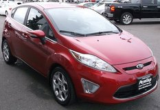 2011 Ford Fiesta SES Auto A/C LOW MILES !!! in Fort Lewis, Washington