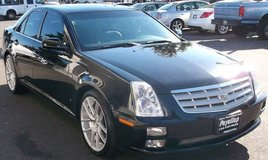 2007 Cadillac STS w/ ONLY 80k miles !!! in Fort Lewis, Washington