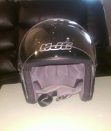 Motorcycle HJC 3/4  helmet and a 707 fullface in Vacaville, California
