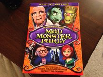 Mad Monster Party DVD in Batavia, Illinois